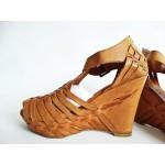 CULTURE дамски сандали 100% естествена кожа Нови с етикет!