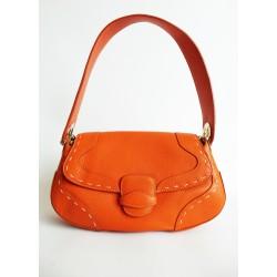 ESCADA дамска чанта 100% естествена кожа, ръчна изработка Нова!