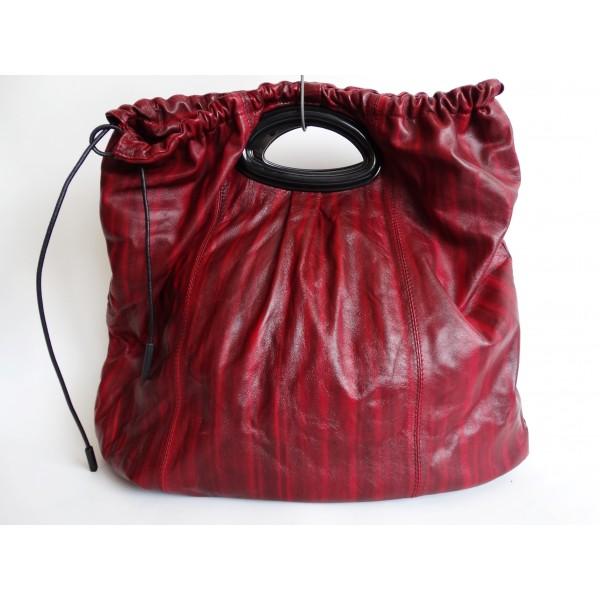 MARNI голяма дамска чанта 100% естествена кожа
