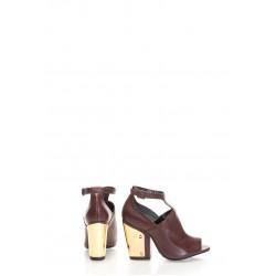 SCHUTZ дамски обувки/сандали 100% естествена кожа Нови с кутия!