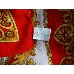 Luca Tannino Italy голям дамски шал 100% коприна