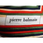Pierre Balmain vintage дамски шал 100% коприна