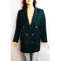 Burberrys` vintage дамско палто вълна