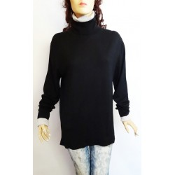 Karl Lagerfeld for H&M дамска блуза/пуловер 100% мериносова вълна