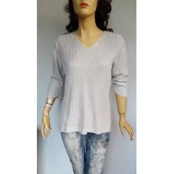 Salvatore Ferragamo дамска блуза/пуловер 100% коприна