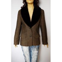 Kamae Paris дамски блейзър/палто вълна
