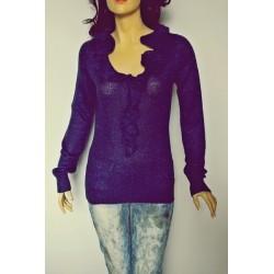 SISLEY дамска блуза/пуловер мохер