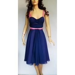 VERSACE дамска рокля шифон100% коприна Нова!