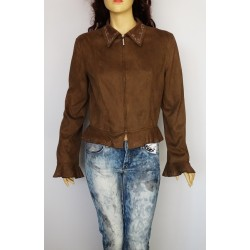 MOSCHINO jeans дамски блейзър