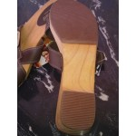 Esmara дамски чехли 100% естествена кожа Нови с етикет
