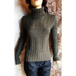 R.E.D. VALENTINO дамски пуловер Оригинал!