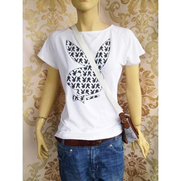 Playboy дамска тениска