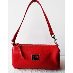 DOONEY & BOURKE малка дамска чанта 100% естествена кожа