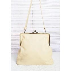 NOA NOA дамска чанта 100% естествена кожа