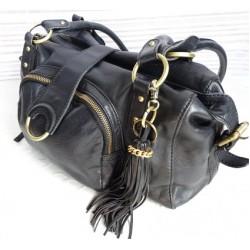 CLAUDIO FERRICI дамска чанта 100% естествена кожа