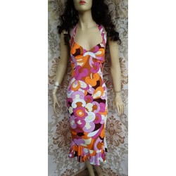 DOLCE & GABВANA дамска рокля Оригинална с холограма