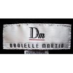 DANIELLE MARTIN дамски тренчкот 100% естествена кожа