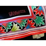 Charlotte Sparre Copenhagen дамски шал 100% коприна