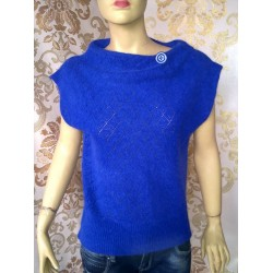 Дамски пуловер мохер