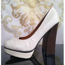 Дамски обувки-кроко Нови!
