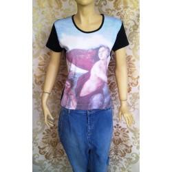 s.Oliver дамска тениска мозайка с библейски мотиви