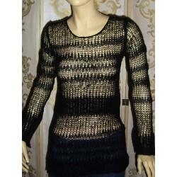 ginatricot дамска блуза плетиво